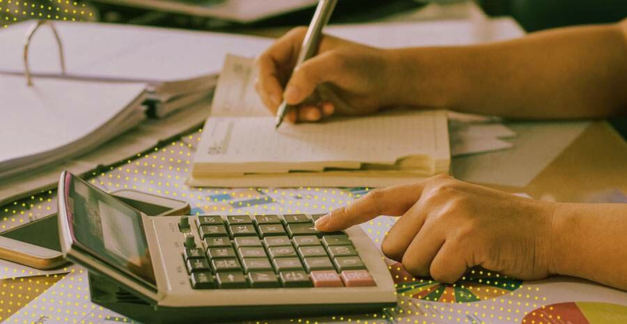 folha de pagamento calcular