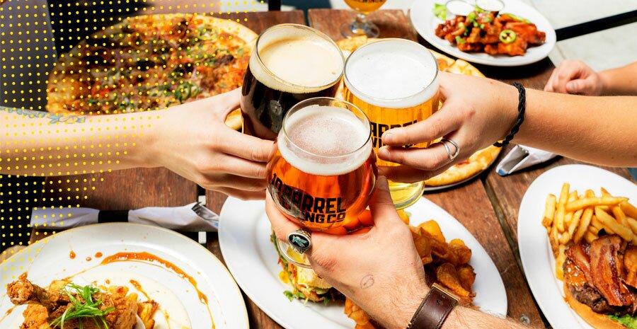 horario de almoco beber alcool - Horário de Almoço Conta Como Hora Trabalhada? Veja o Que a Lei Diz
