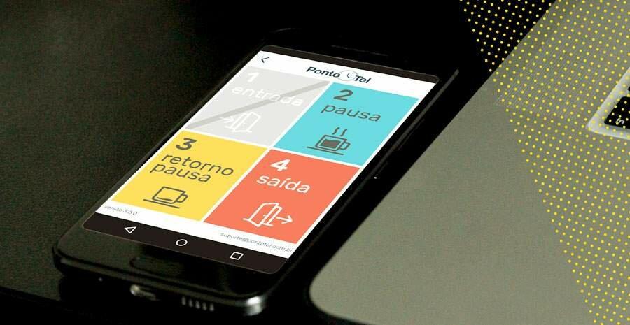 controle de jornada app