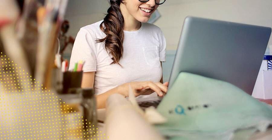 ponto movel funcionario mais feliz com a possibilidade de home office - Ponto Móvel: Produtividade e Economia no Controle de Ponto