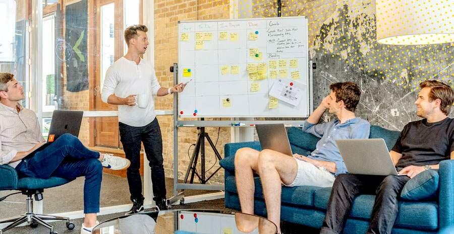 produtividade no trabalho treine sua equipe