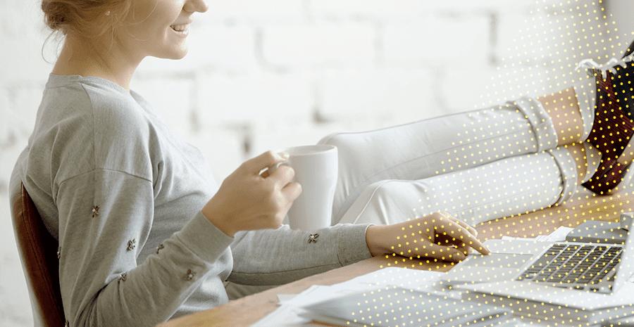 home office e produtividade mais conforto e qualidade de vida