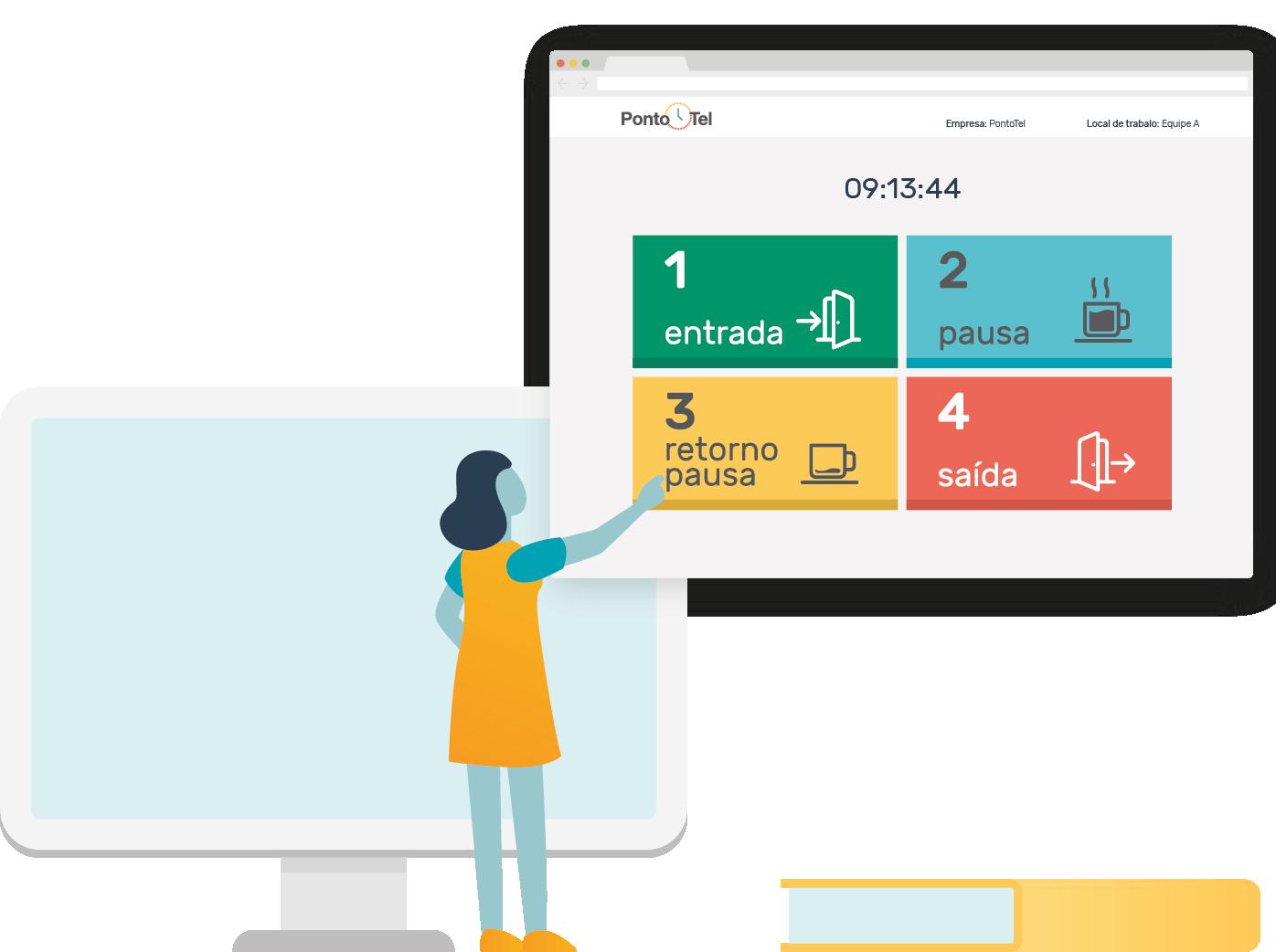 registro pontotel desktop web