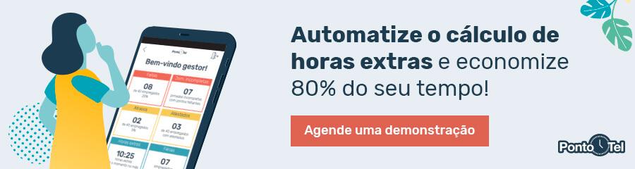 banner automatize o calculo de horas extras