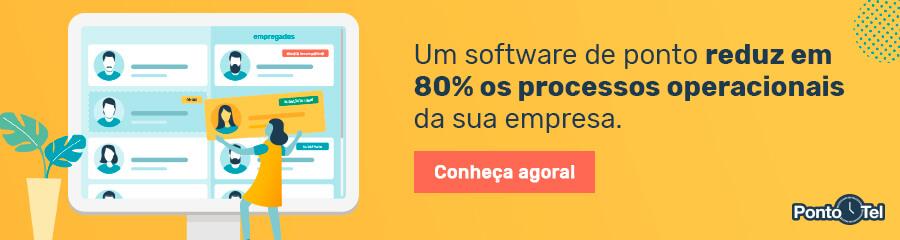 software controle de ponto reduz processos operacionais